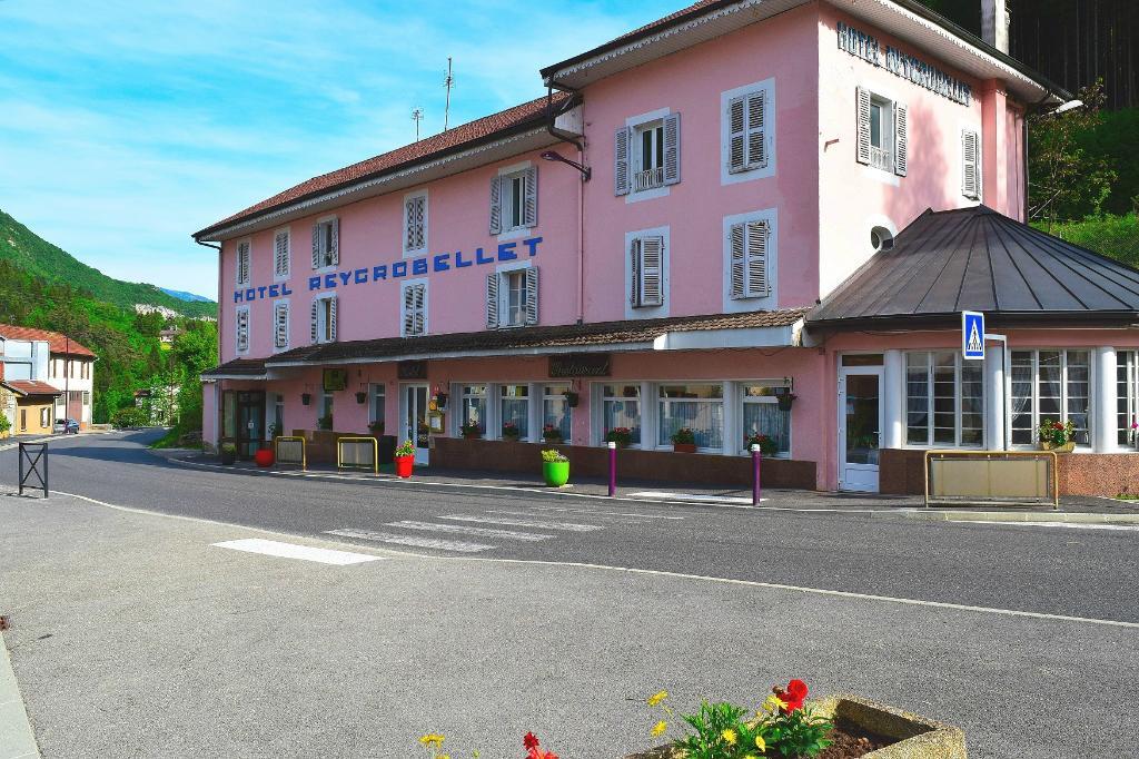 Hotel Reygrobellet