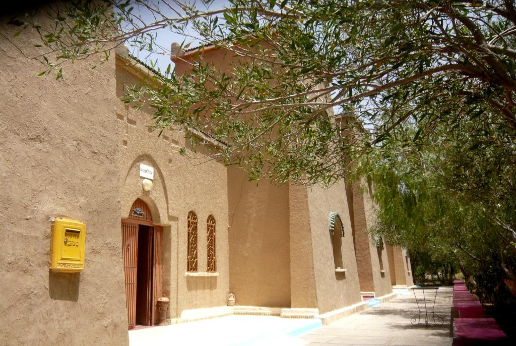 Kasbah Hotel Jurassique