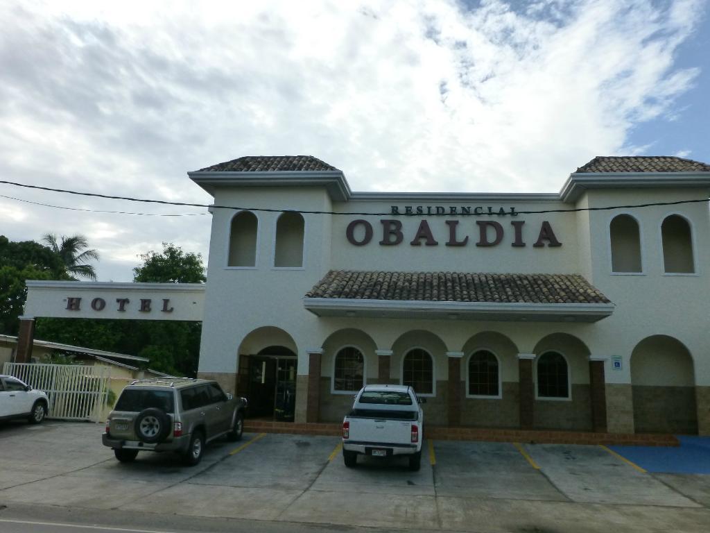 Hotel Residencial Obaldia