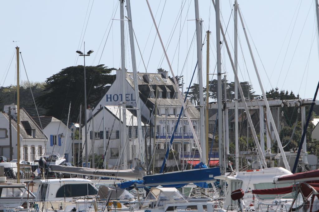 Hotel Port Haliguen