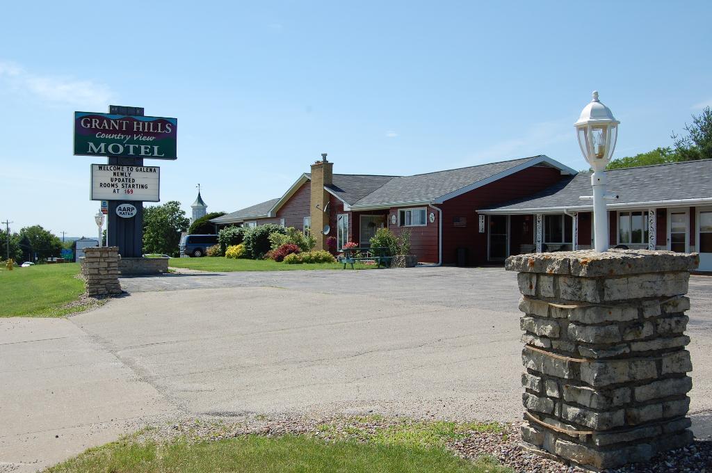 格蘭特山汽車旅館