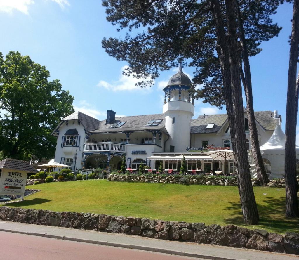 Romantik im Hotel Villa Roehl