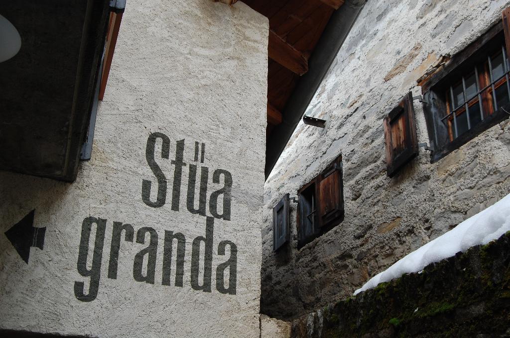 Hotel Stua Granda