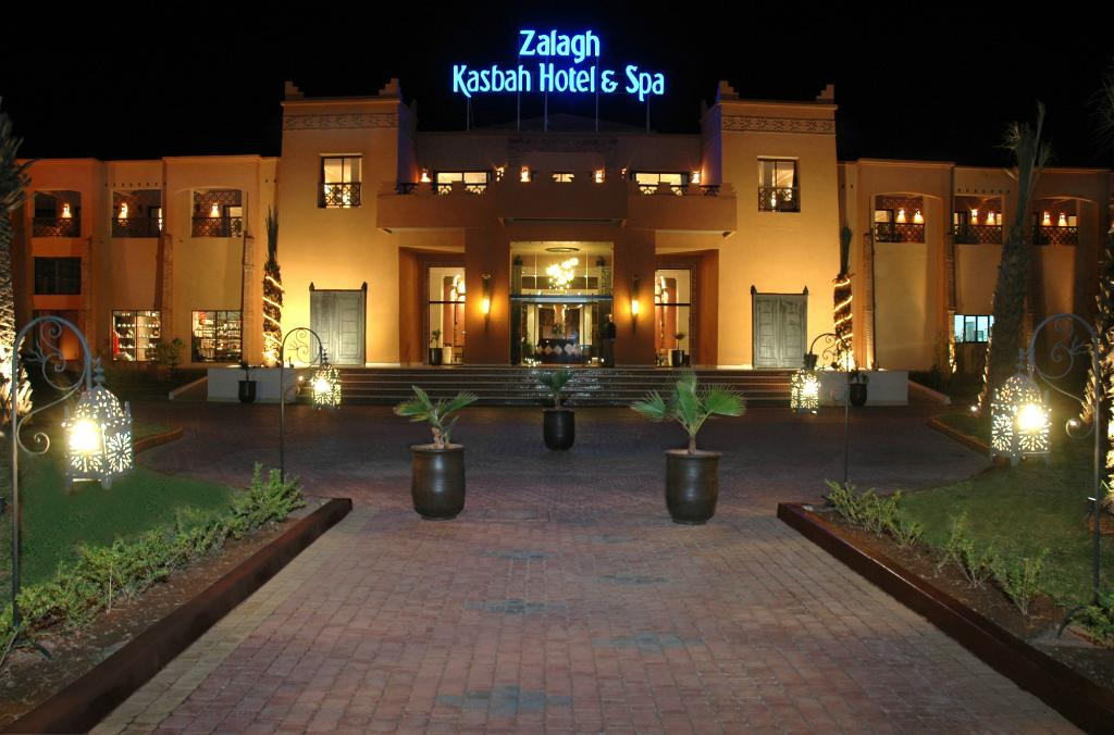 ‪Zalagh Kasbah Hotel and Spa‬