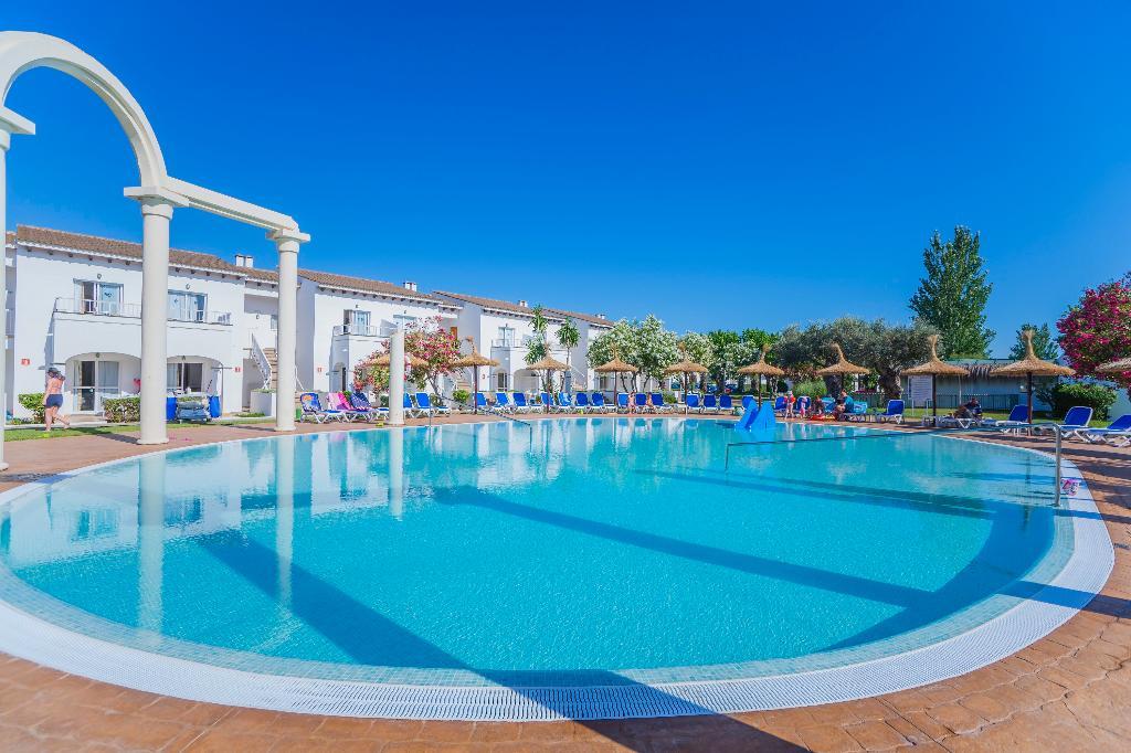 奧庫蒂亞海洋俱樂部飯店