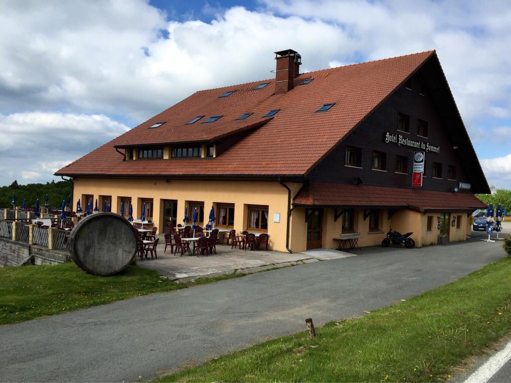 Hotel du Sommet
