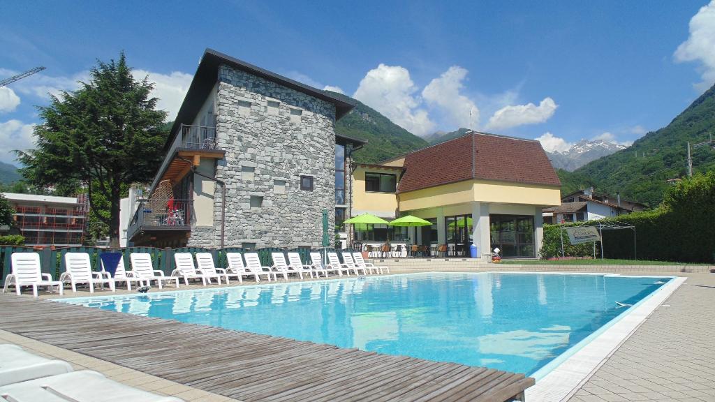 Hotel Camping Europa