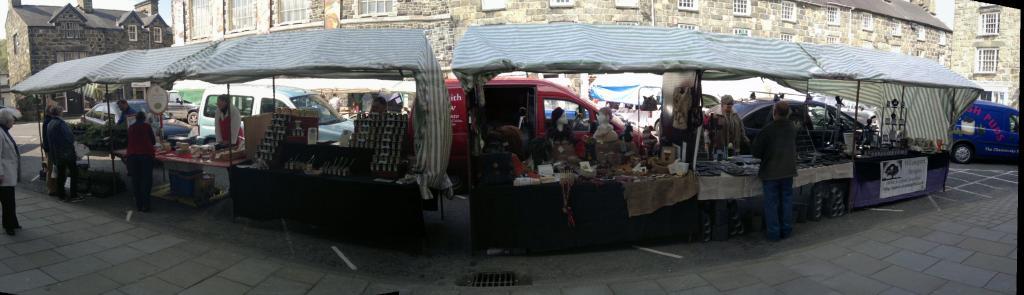 Dolgellau Farmers Market