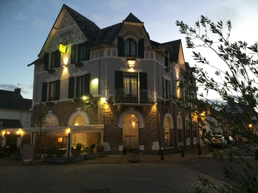 ホテル ドゥ ラ ポステ