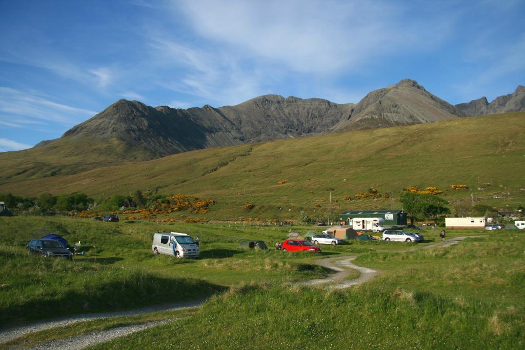 Glenbrittle Campsite & Cafe