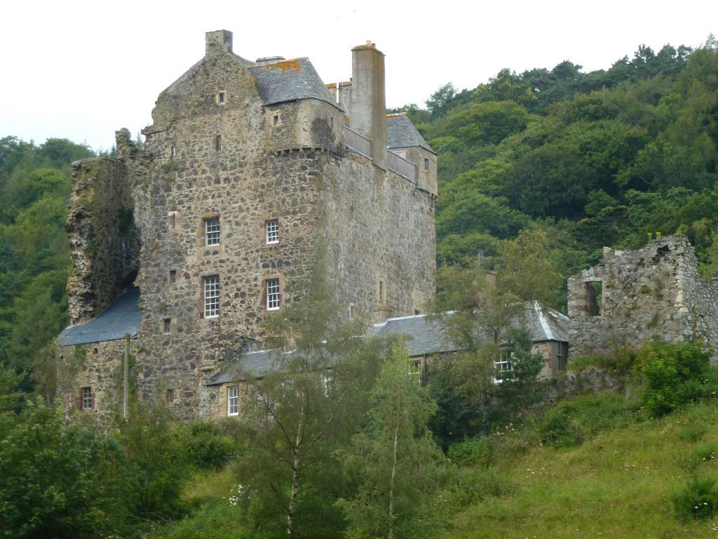 Tontine Hotel Peebles Scottish Borders