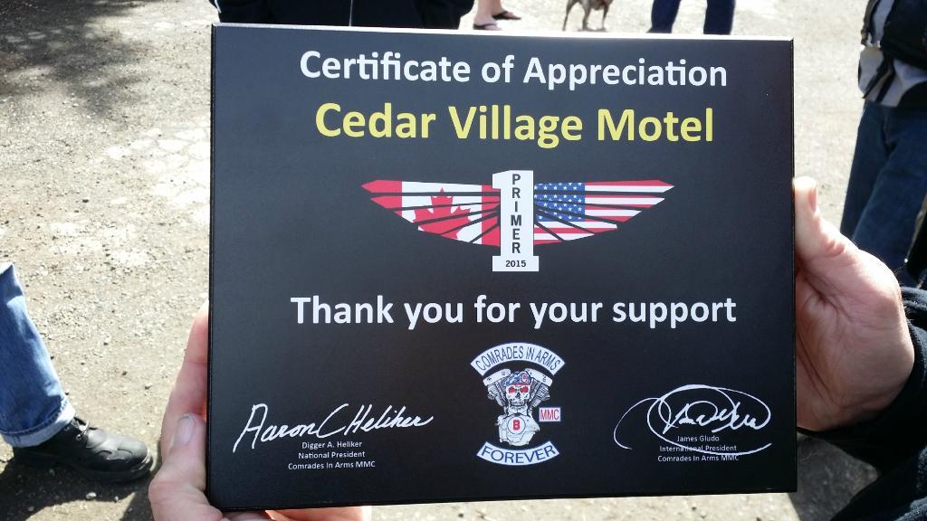 Cedar Village Motel