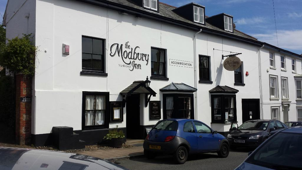 The Modbury Inn and B&B