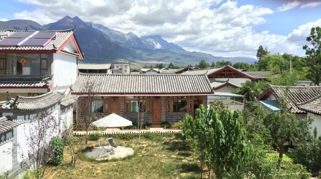 Lijiang Baisha There International Youth Hostel