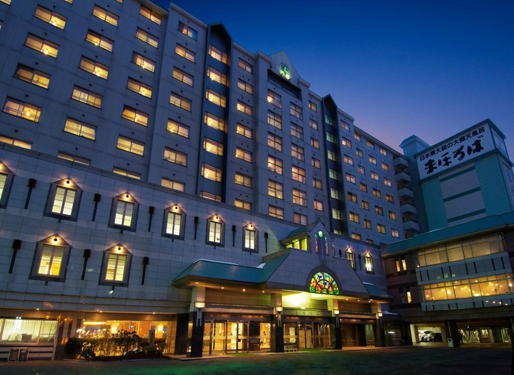 Hotel Mahoroba