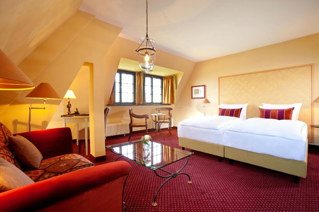 瓦特堡浪漫飯店