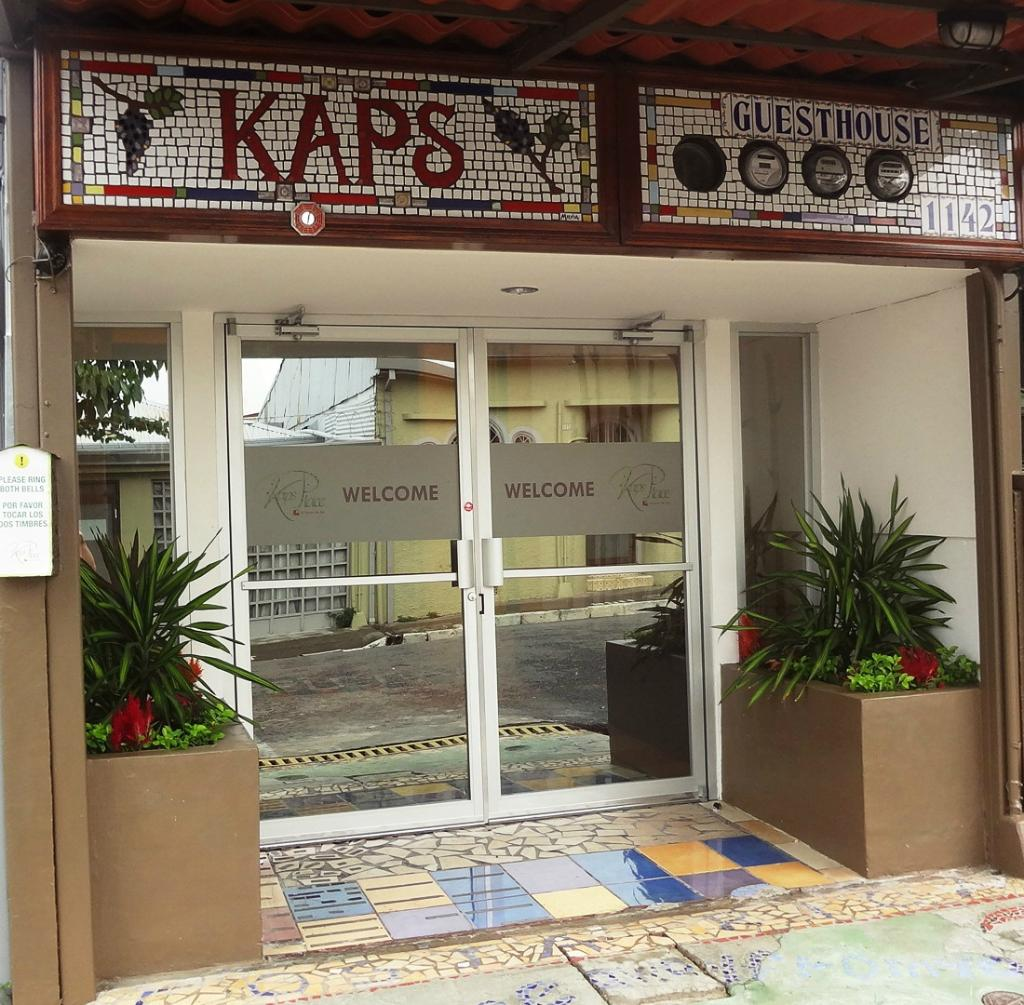 Hotel Kaps Place
