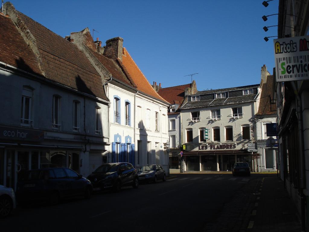 Hotel les Flandres