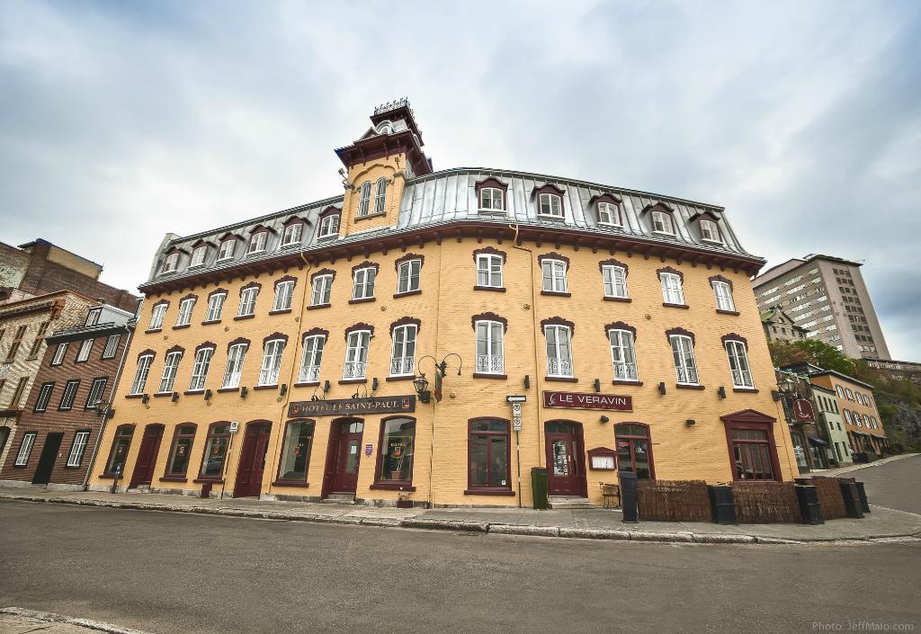 호텔 르 세인트폴