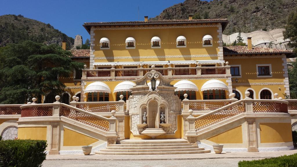 Cenajo Hotel Murcia