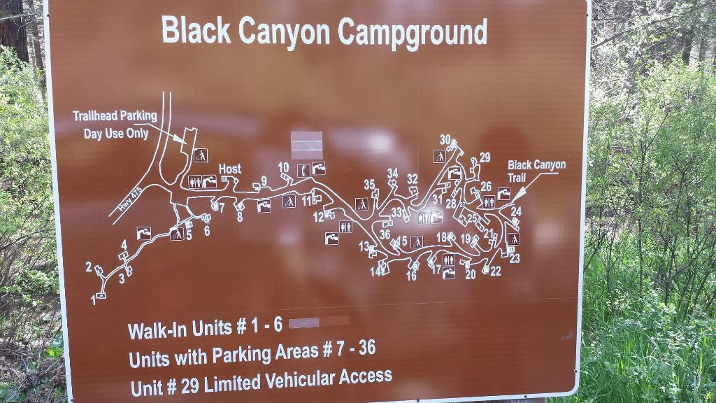 Santa Fe National Forest Campgrounds