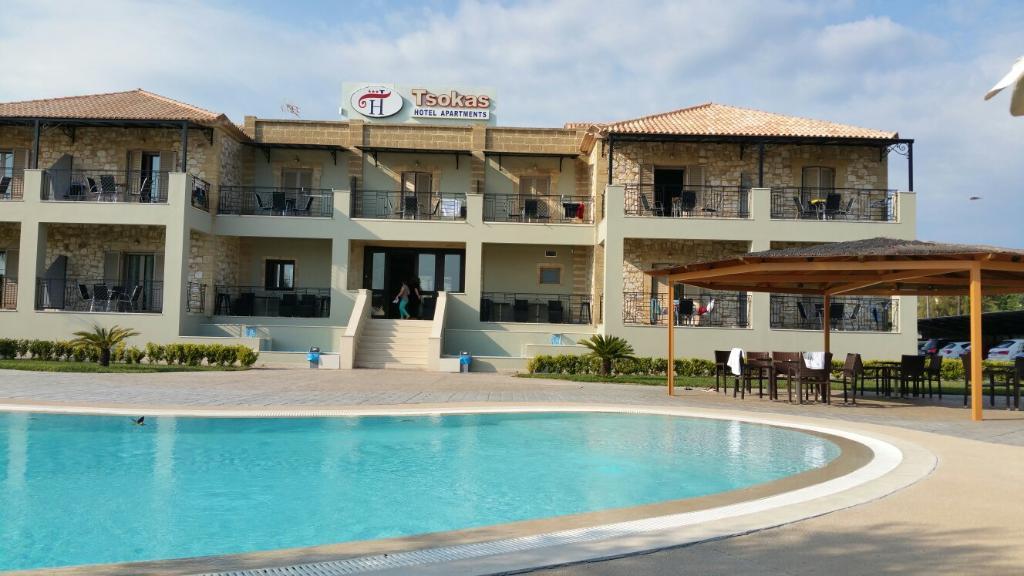 Tsokas Hotel Apartments