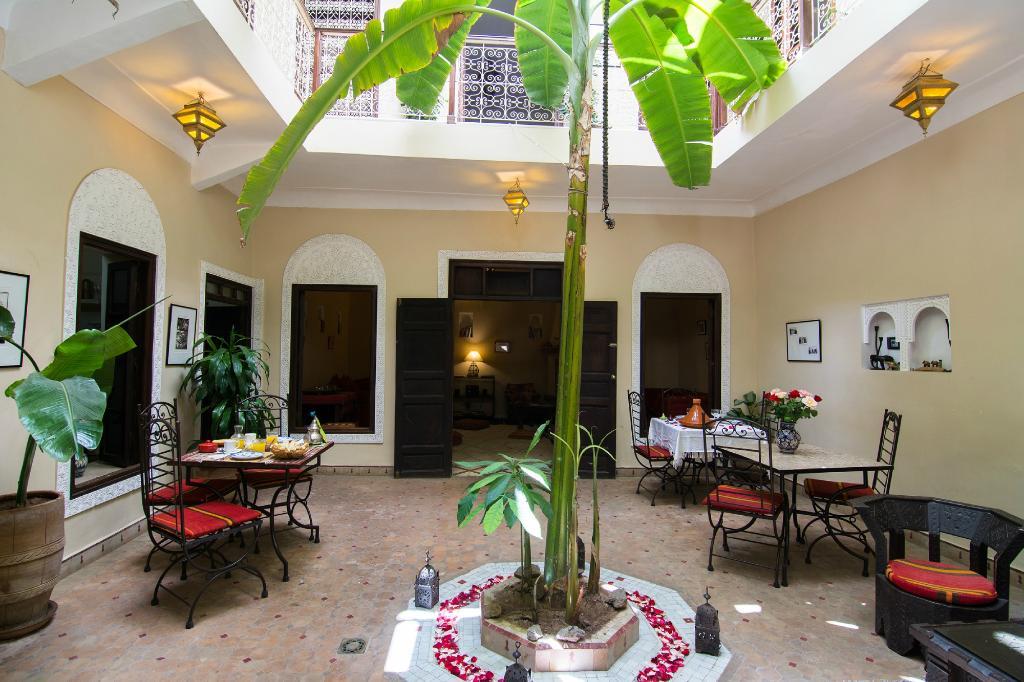 馬巴比昆庭院飯店