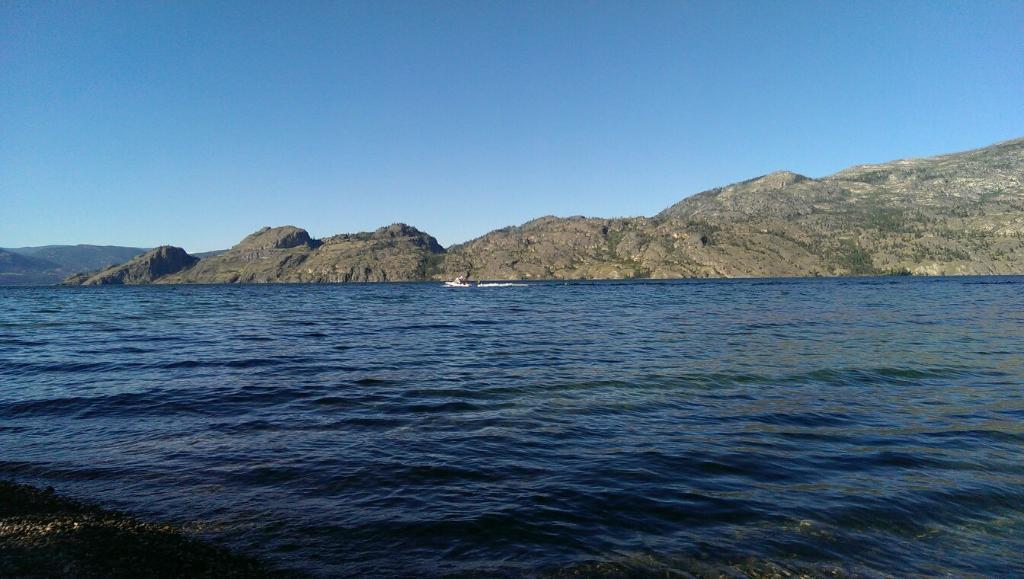 Okanagan Lake North Provincial Park Campground