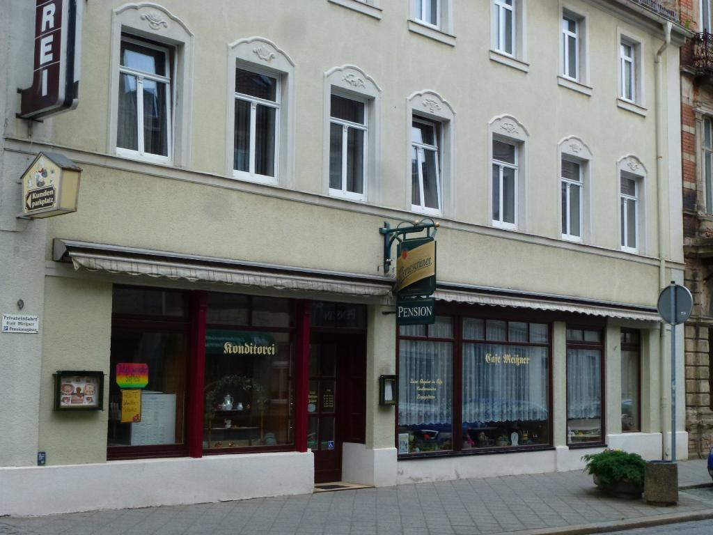 Pension Cafe Meissner