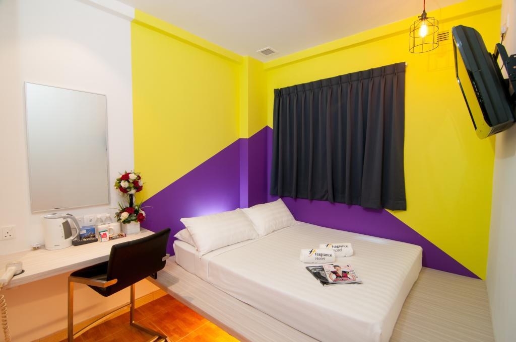 Fragrance Hotel - Balestier