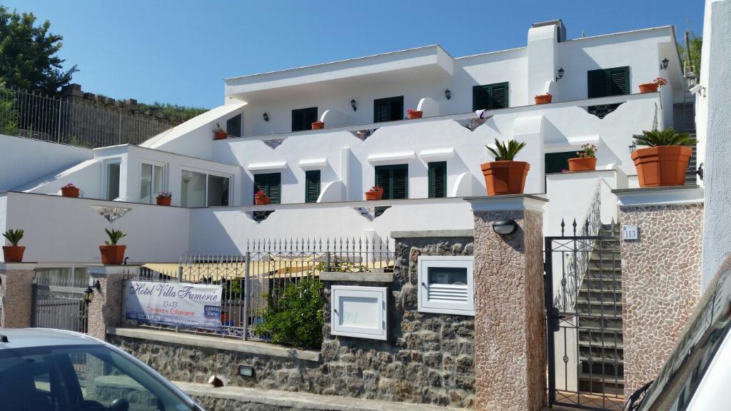 Hotel Villa Fumerie