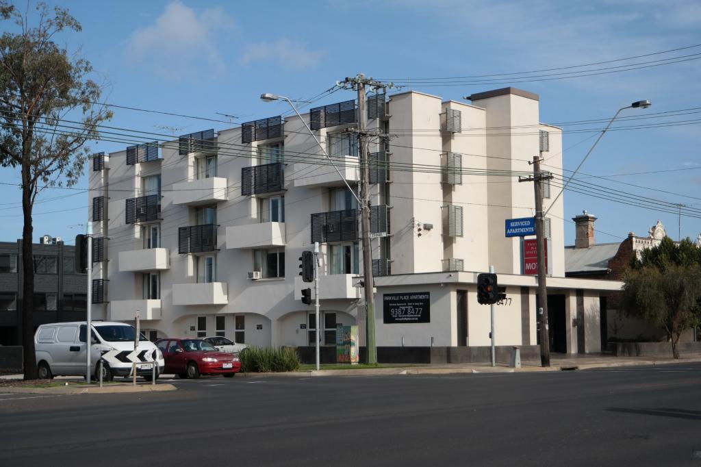 帕克維利公寓酒店