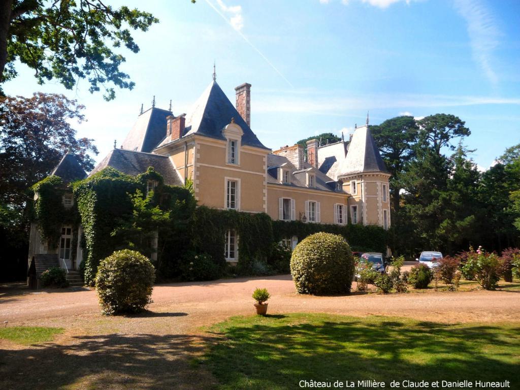Chateau La Milliere