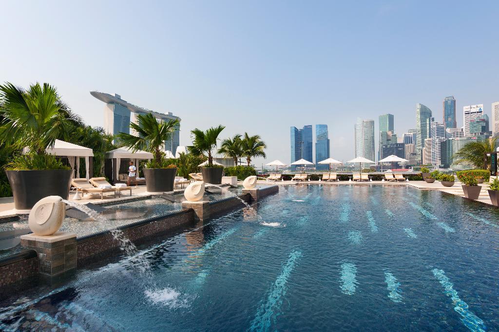 โรงแรมแมนดาริน โอเรียนทอล สิงคโปร์