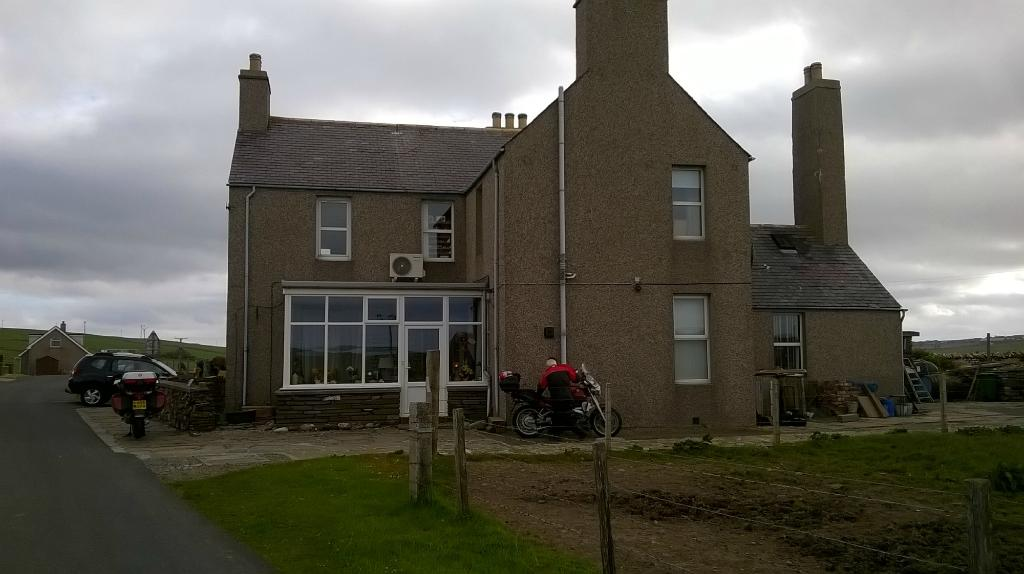 Scapa House