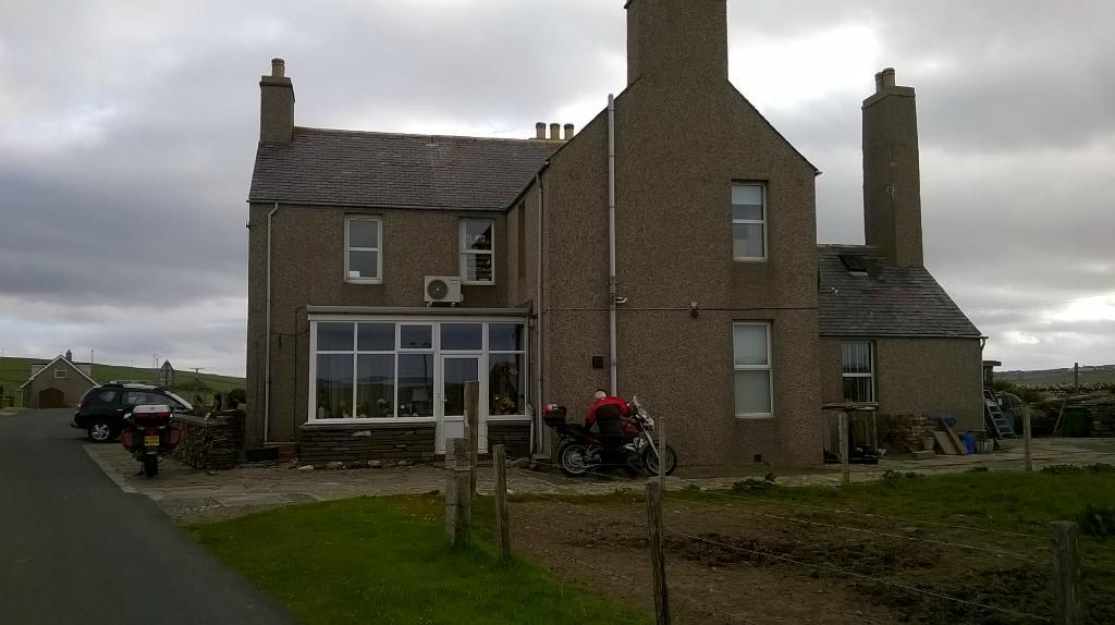 Scapa House