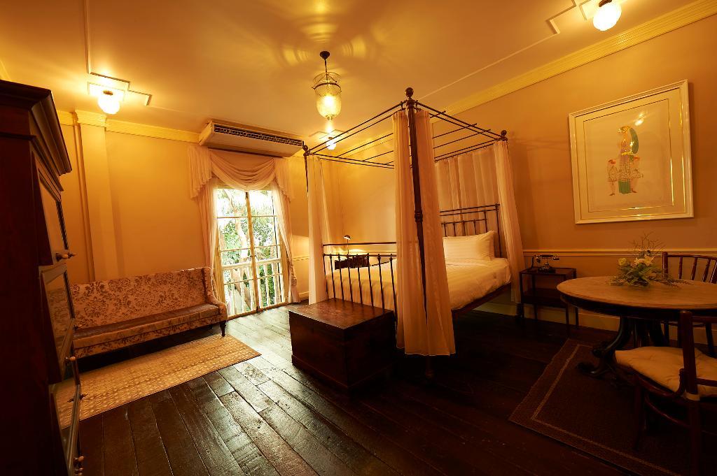 ザ ユージニア ホテル