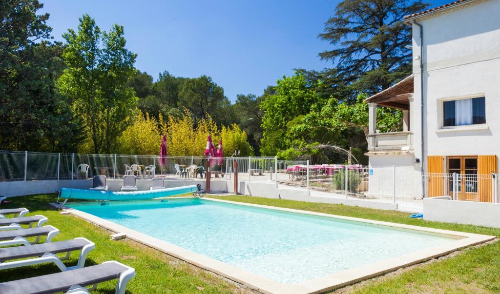 Hotel Le Colombier du Gard
