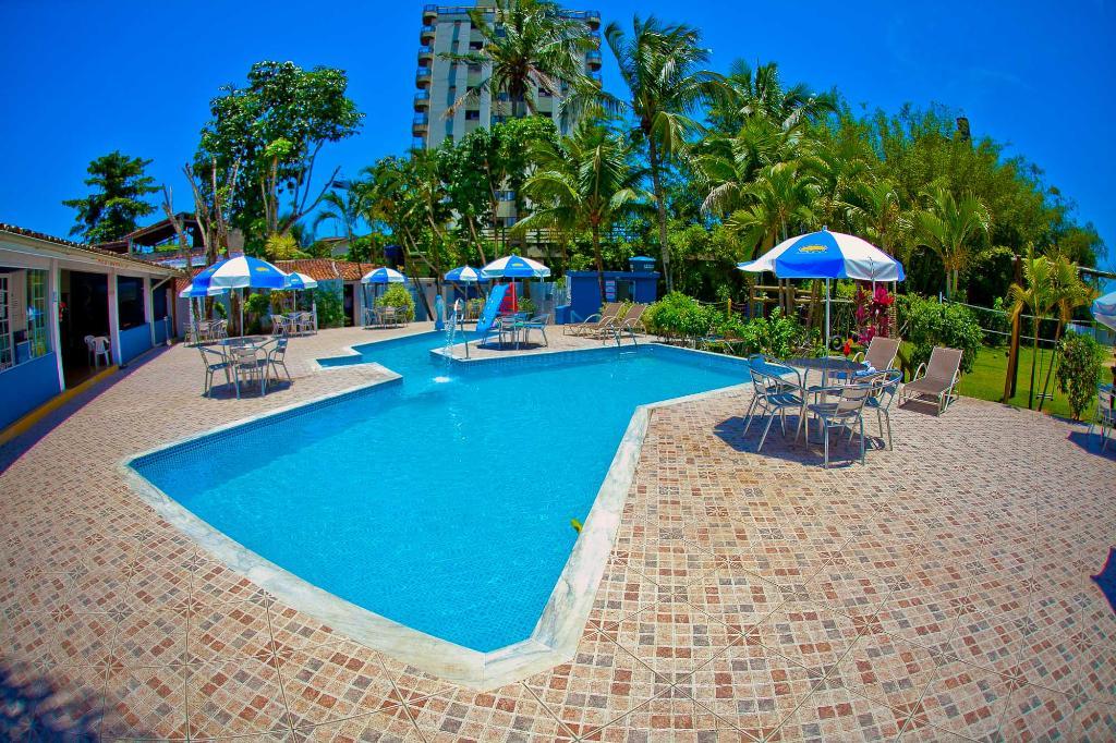 波薩達陽光與海灘別墅飯店
