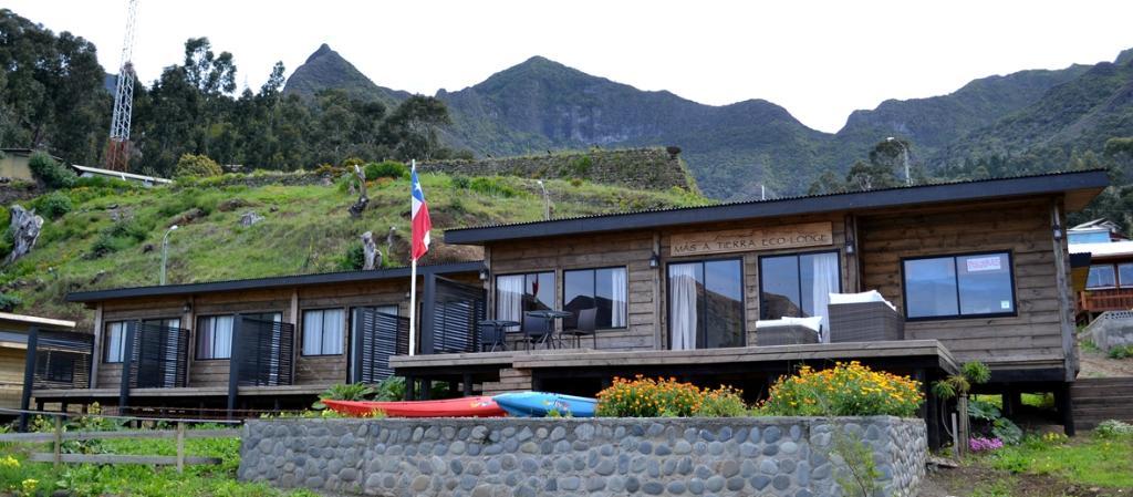 Mas a Tierra Eco-Lodge