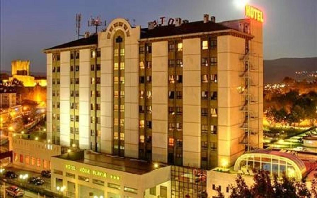 Hotel Aquae Flaviae – Premium Chaves
