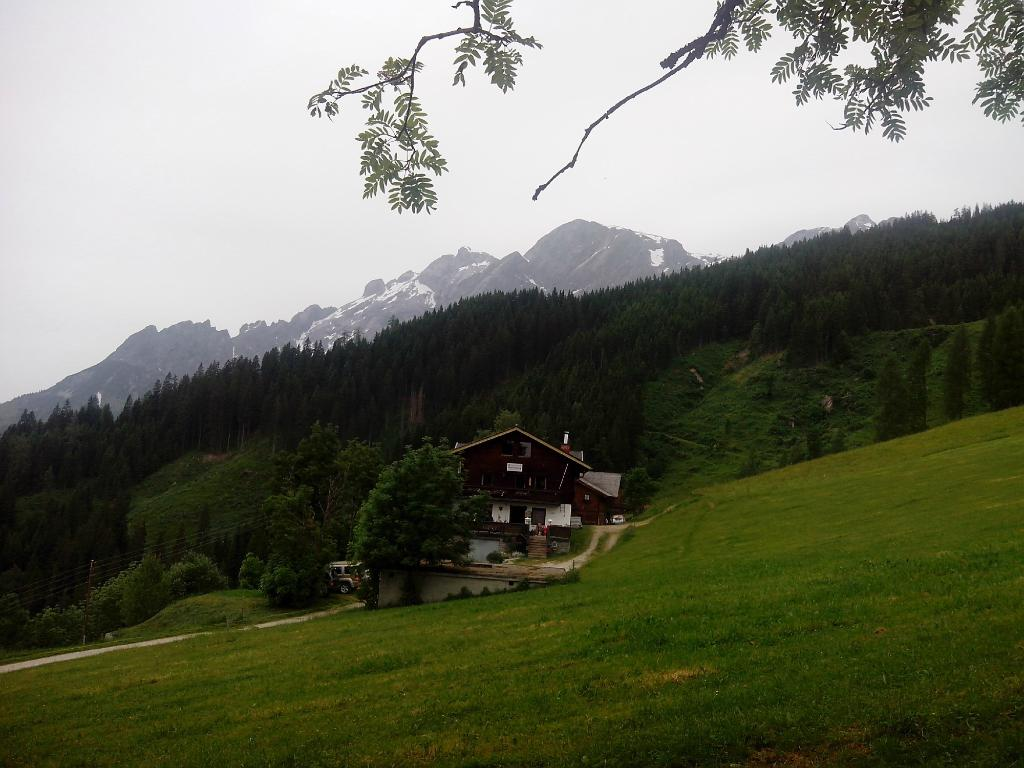 Alpengasthof- Pension Rapoldsberg