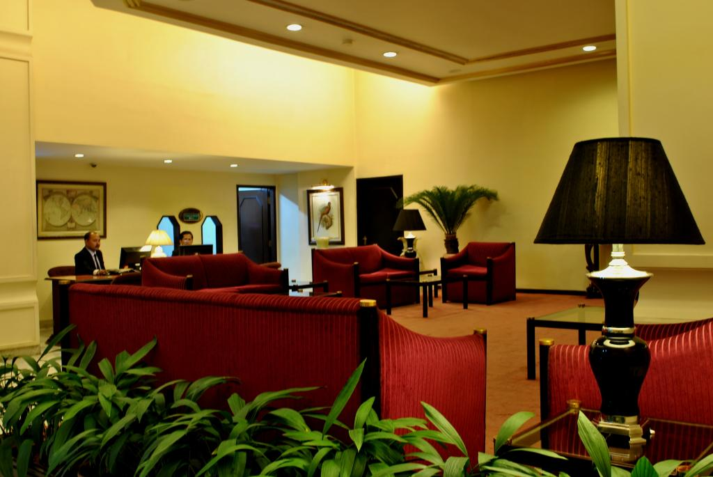 โรงแรมไดนาสตี้