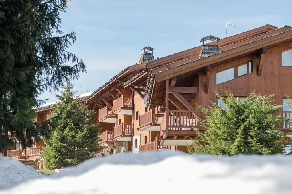 Apartamentos Pierre & Vacances Premium Alpages Chantel