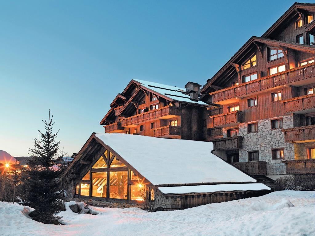 Pierre & Vacances Premium Residence Les Fermes de Meribel