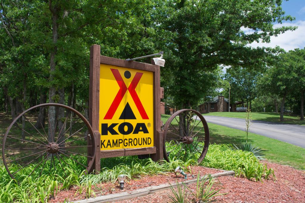 ‪Oklahoma City East KOA‬