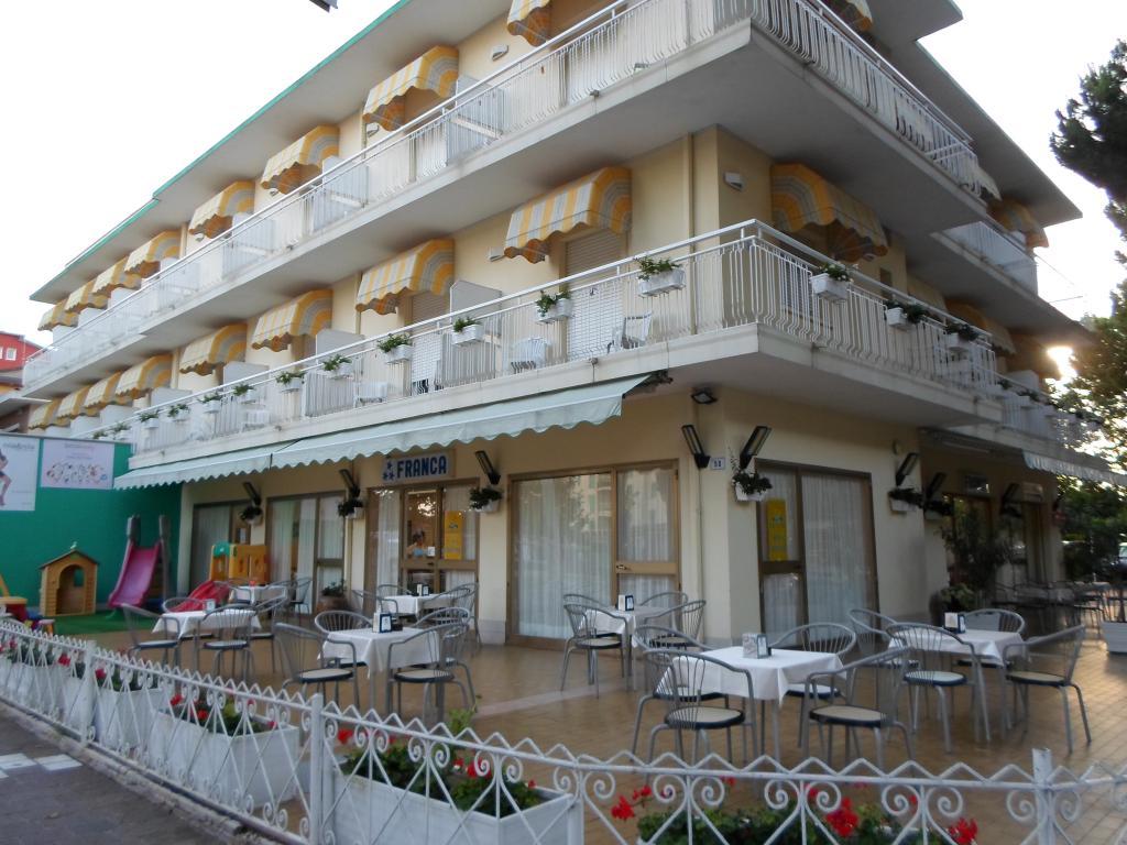 Franca hotel