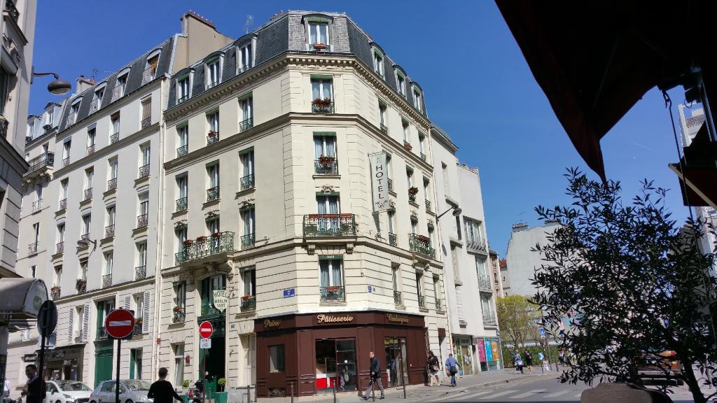 Hotel du Moulin Vert