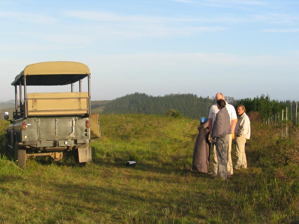Buffalo Hills Lodge and Safaris