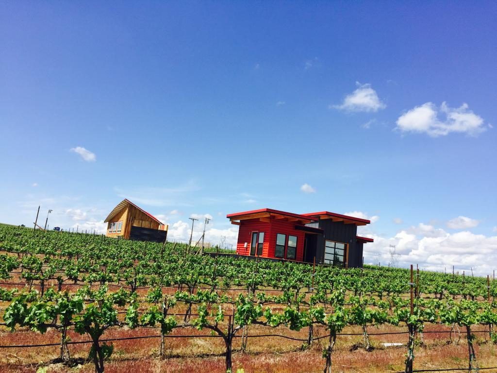 Alexandria Nicole Cellars Tiny Houses